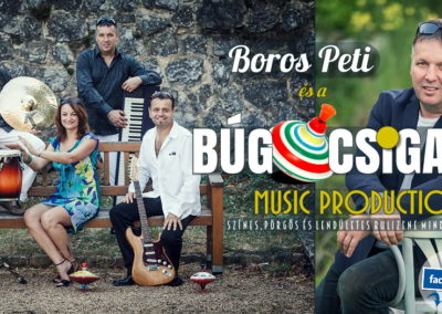 BÚGÓCSIGA MUSIC PRODUCTION