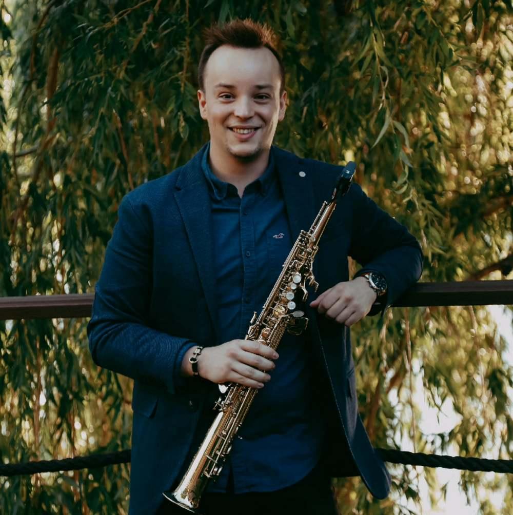 Szánkár Gergő - Szaxofonművész